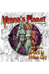 Venna's Planet Book Three: Peril in Prime City