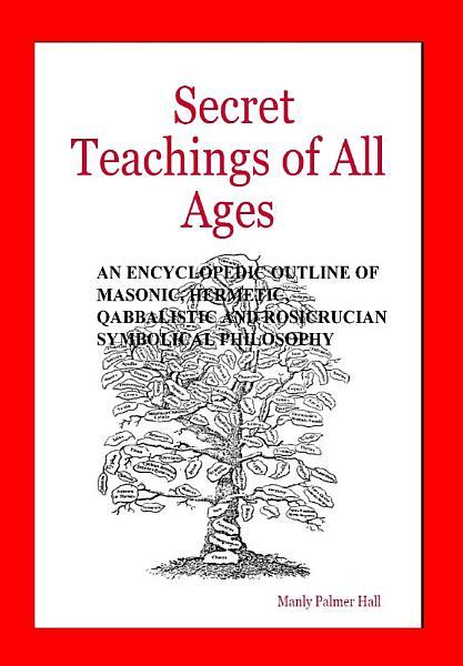 Secret Teachings of All Ages PDF