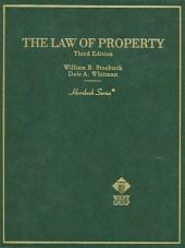 Law of Property, 3d (Hornbook Series): Edition 3