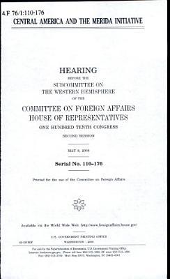 Central America and the Merida Initiative PDF