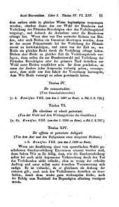 Das corpus juris canonici in seinen wichtigsten und anwendbarsten Theilen: Band 2