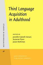 Third Language Acquisition in Adulthood