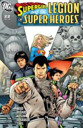 Supergirl and The Legion of Super-Heroes (2006-) #22
