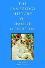 The Cambridge History of Spanish Literature PDF