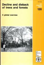 Decline and Dieback of Trees and Forests
