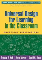 Universal Design for Learning in the Classroom PDF