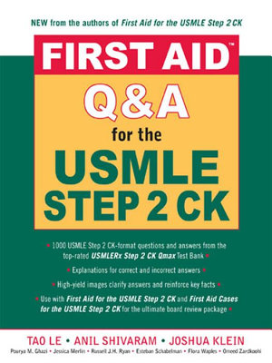 First Aid Q A for the USMLE Step 2 CK