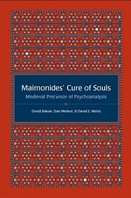 Maimonides  Cure of Souls