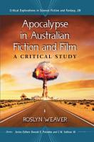 Apocalypse in Australian Fiction and Film PDF