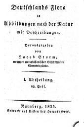 Deutschlands Flora: in Abbildungen nach der Natur mit Beschreibungen. ¬Abt. ¬I., Phanerogamen ; H. 68, Band 1,Ausgabe 68