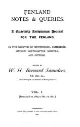Fenland Notes and Queries PDF