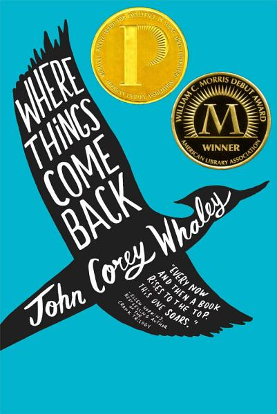 Download Where Things Come Back Book