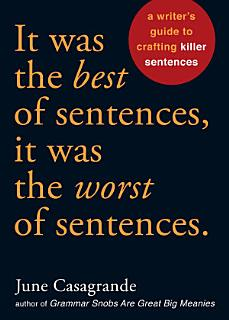 It Was the Best of Sentences  It Was the Worst of Sentences Book