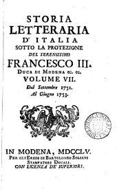 Storia Letteraria D'Italia: Volume 8