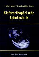 Kieferorthop  dische Zahntechnik PDF