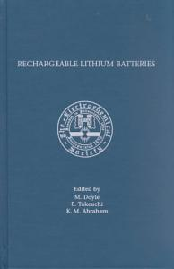 Rechargeable Lithium Batteries