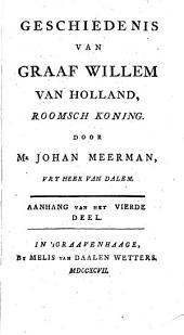 Geschiedenis van Graaf Willem van Holland, Roomsch Koning: Codex diplomaticus : Anhang van het vierde deel, Volume 4