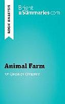 Book Analysis: Animal Farm by George Orwell