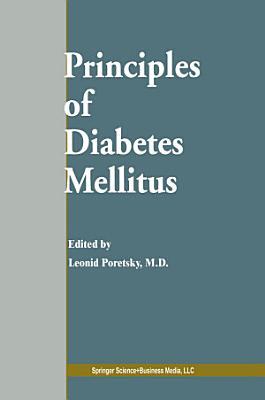 Principles of Diabetes Mellitus