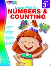 Numbers & Counting, Ages 3 - 6