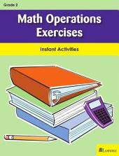 Math Operations Exercises: Instant Activities