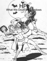 HPI  What We Do in the Shadows PDF