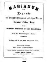 Marianum0 PDF