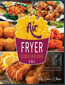 Air Fryer Cookbook for Beginners [4 Books in 1]