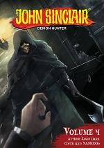 John Sinclair: Demon Hunter Volume 4 (English Edition)