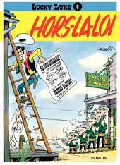 Lucky Luke - Tome 6 - HORS-LA-LOI