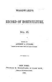 Woodward's Record of Horticulture: Volume 2