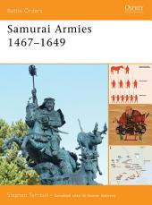 Samurai Armies 1467–1649