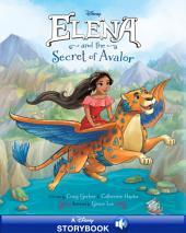 Elena and the Secret of Avalor: A Disney Read-Along