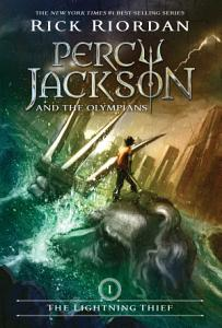 Lightning Thief  The  Percy Jackson and the Olympians  Book 1  Book
