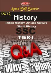 History MCQ SELF SCORER: SSC