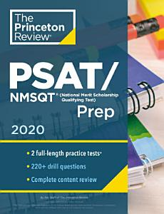 Princeton Review PSAT NMSQT Prep  2020 Book