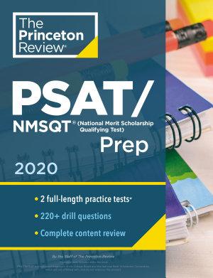 Princeton Review PSAT NMSQT Prep  2020