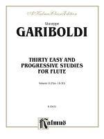 Thirty Easy and Progressive Studies, Volume II (Nos. 16-30)