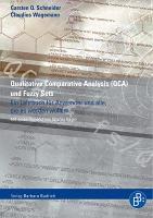 Qualitative Comparative Analysis  QCA  und Fuzzy Sets PDF