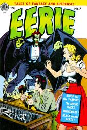 Eerie Comics, Number 7, Blood for the Vampire