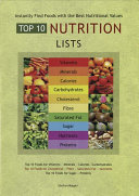 Top 10 Nutrition Lists