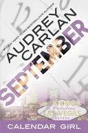 September: Calendar Girl Book 9 by Audrey Carlan