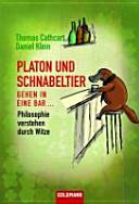 Platon und Schnabeltier gehen in eine Bar     PDF