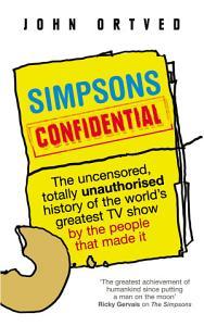 Simpsons Confidential PDF