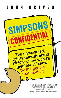 Simpsons Confidential PDF