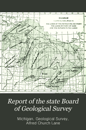 Report of the State Board of Geological Survey ... 1899-1908: Issue 9