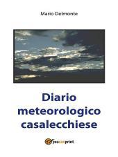 Diario Metereologico Casalecchiese