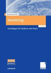 Marketing: Grundlagen für Studium und Praxis, Ausgabe 8