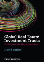 Global Real Estate Investment Trusts PDF