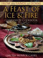From the Sands of Dorne  A Feast of Ice   Fire Companion Cookbook PDF